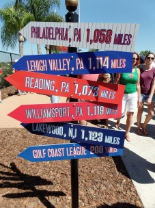 Phillies minor league teams