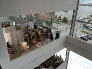 Samara Golden piece at Whitney