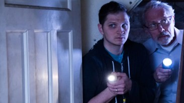 Curtis Childs and Jonathan Rose take us ghost hunting