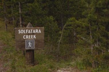 Norris Campground Signage