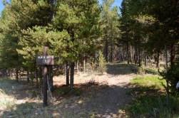 WK2 Black Butte Trailhead