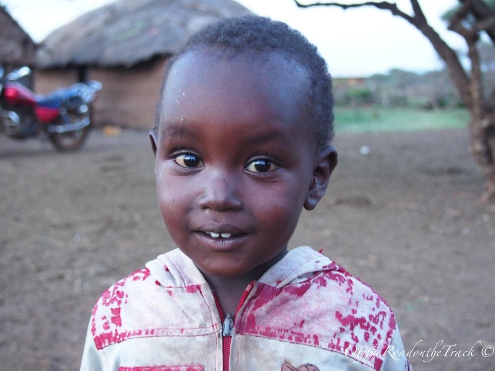 Geleceğin Masai savaşçısı…