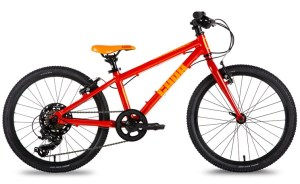 Cuda Trace 20 Orange Lightweight Bike