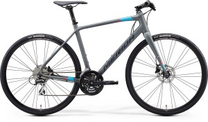 Merida Speeder 100 Grey/Blue Urban Hybrid