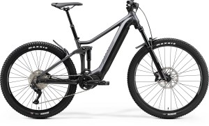 Merdia eOne-Forty 400 Full suspension eBike