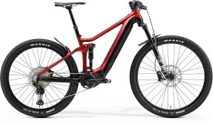 Merida eOne-forty 700 Full suspension eBike