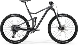 Merida One Twenty 600 Full-Suspension MTB