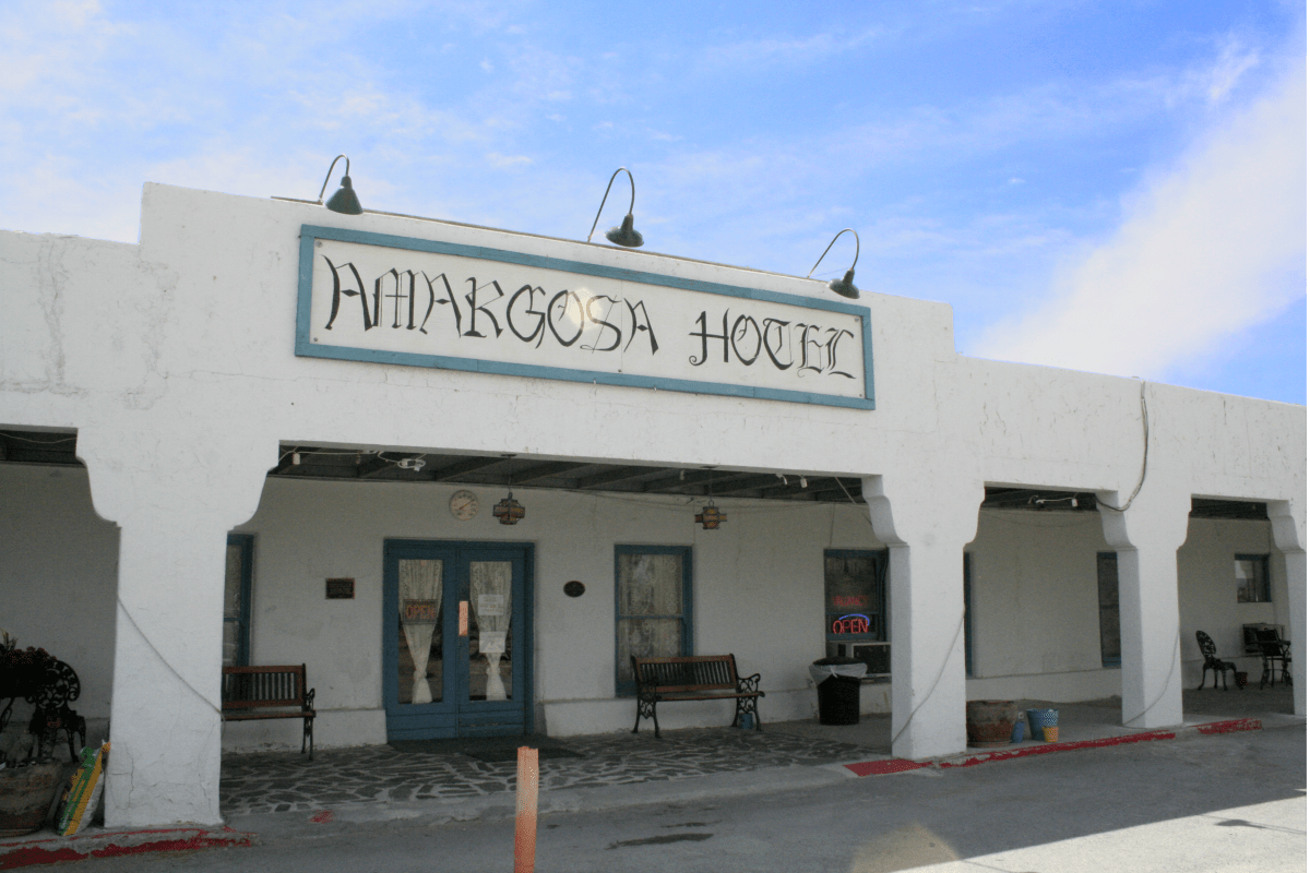 Wrong Turn in Death Valley Junction: The Amargosa Hotel & Opera House