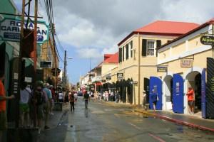 St Thomas Main Street Shopping