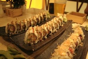 Carnival Breeze Review Bonsai Sushi Tempura