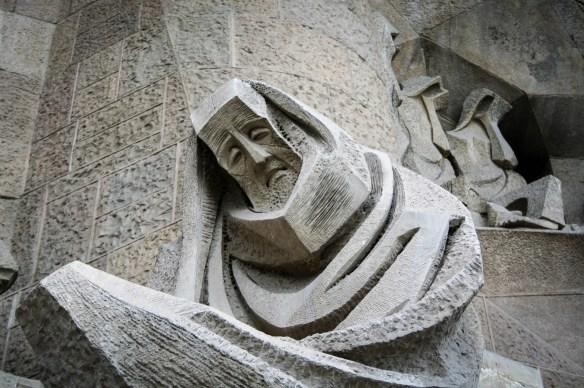 Sagrada Familia Statue