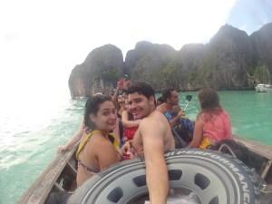 Maya Bay Boat