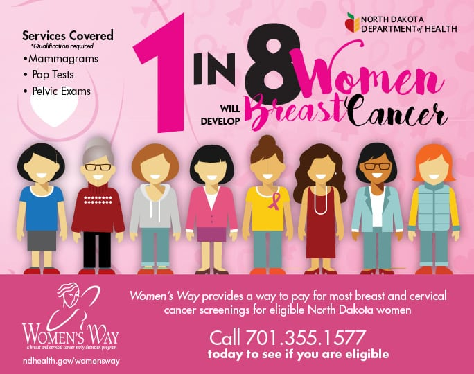 Women's Way | Indoor Billboards | Off The Wall Advertising