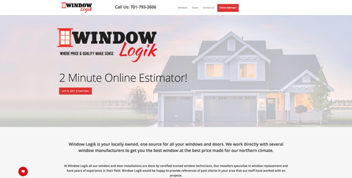Window Logik | Websites | Off The Wall Advertising
