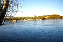 The beautiful Delaware River