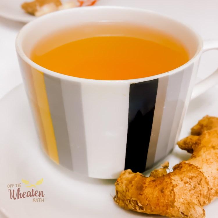 Ginger Tea 7