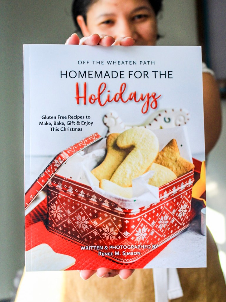 Gluten Free Christmas Cookbook