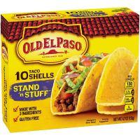 Gluten Free Taco Shells