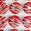 Red Velvet Baked Doughnuts