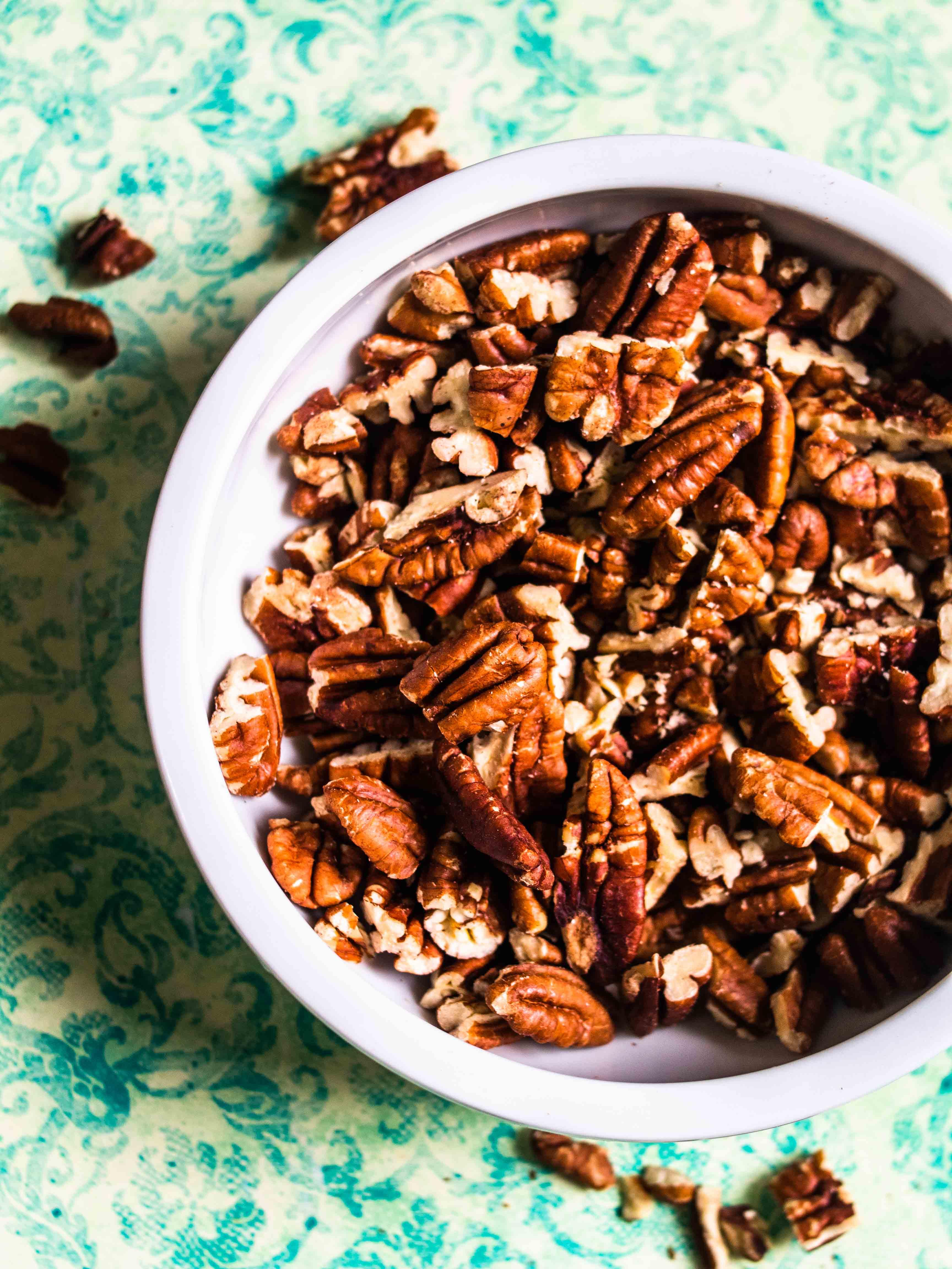 Gluten Free Toasted Pecans