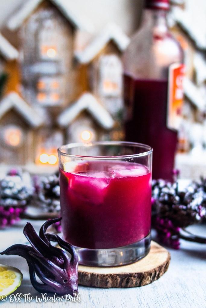 Sorrel Cocktails