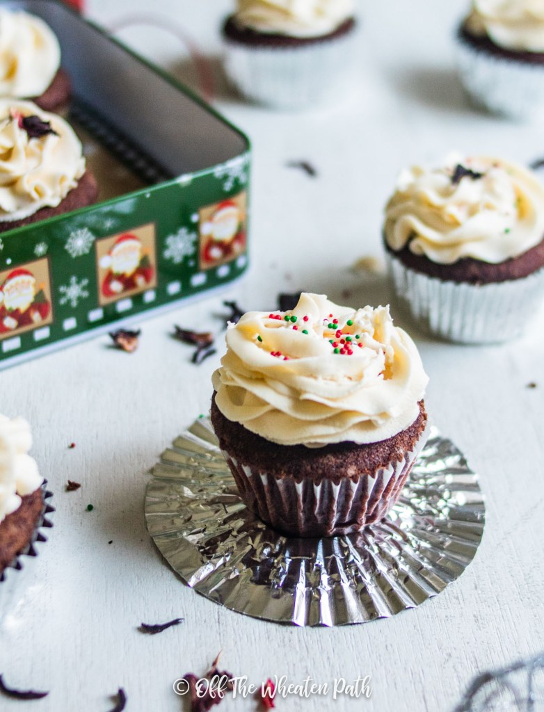 5 ways to use Sorrel cupcakes