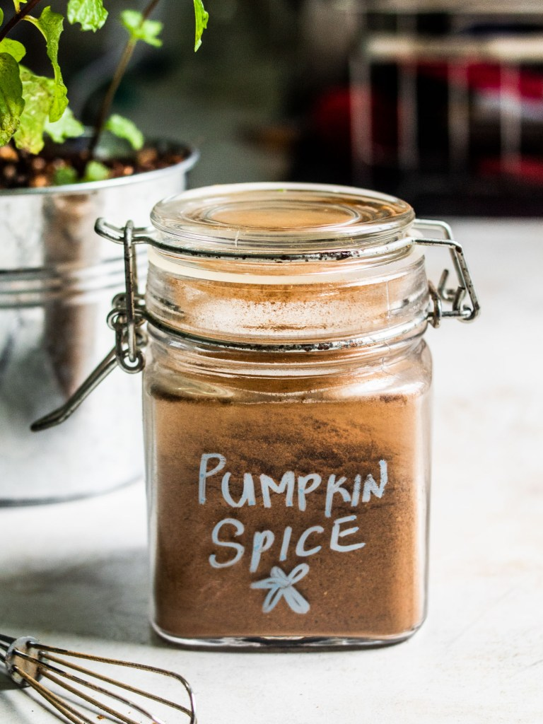 Pumpkin Spice in Jar