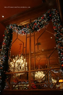 Christmas at the Dome bar, the Club Room copy