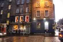 The Wolrd's End pub Edinburgh copy