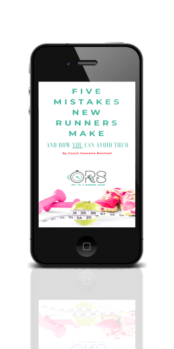 Five Mistakes New Runners Make eBook