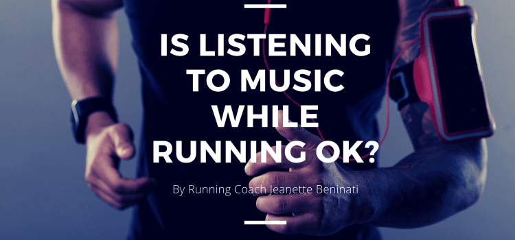 Is Listening to Music While Running OK?