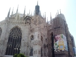 Duomo back view