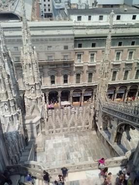 Duomo roof 12