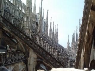 Duomo roof 3