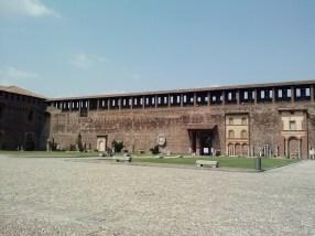 Milano Castello Sforzesco 4