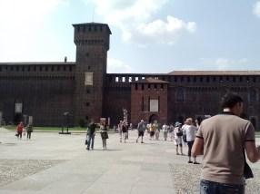 Milano Castello Sforzesco 5