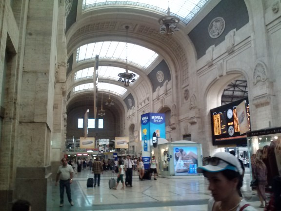 Milano train station 1