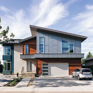 "You might be wondering what an eco-friendly house costs and if it's something you can afford. This energy efficient Net-Zero home is just one example on the spectrum of environmentally conscious houses, which can range from a certified green home to a standard home with green finishes. Remember - ""eco-friendly"" doesn't mean all or nothing!"