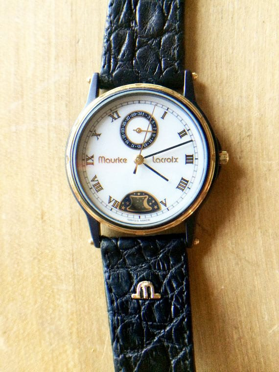Vintage watches are one of 10 current Pinterest trends that slant toward a truly inspiring ambition - being more green! Not only are vintage items generally better for the environment than brand new - they're also super stylish!
