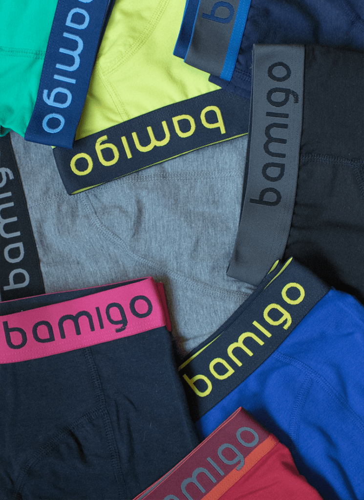 While most traditional retailers primarily sell clothing made from plastic-based fabrics such as polyester or non-organic cotton, there are many innovative bamboo clothing brands you can find online - such as Bamigo.
