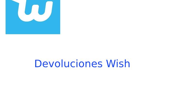 Como hacer una devolución en Wish