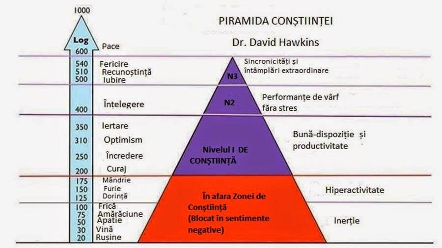 piramida constiintei