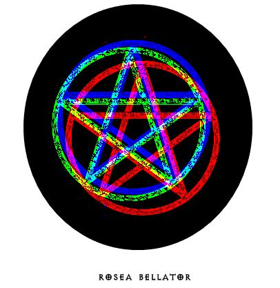 trilha da bruxaria - rosea Bellator