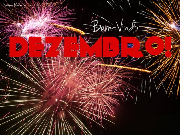 bem-vindo dezembro - imagem de rosea bellator
