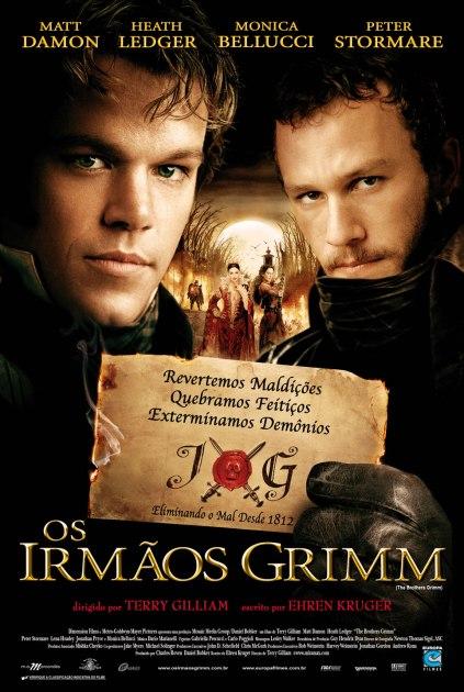 os irmãos grimm - filme irmãos Grimm