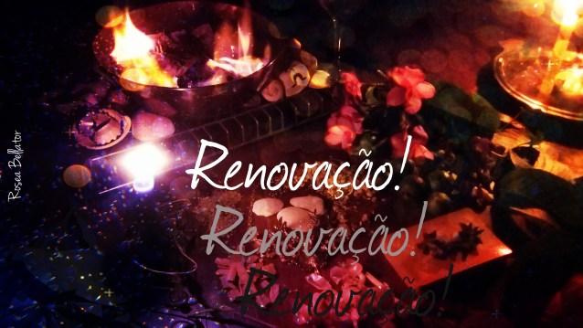 janeiro mês da renovação