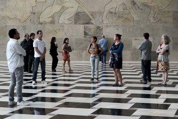 Oficina de Autonomia - Palácio Iguaçu, Curitiba/PR, janeiro 2017 - Fotografia Gilson Camargo