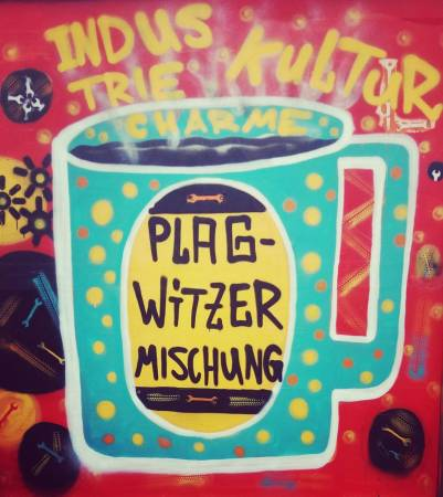 Industrie+Kultur=encanto. Plagwitz