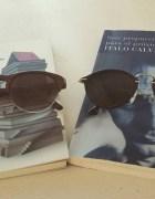 Los libros en Instagram, foto publicada en la cuenta de instagram de Mujer Puente.