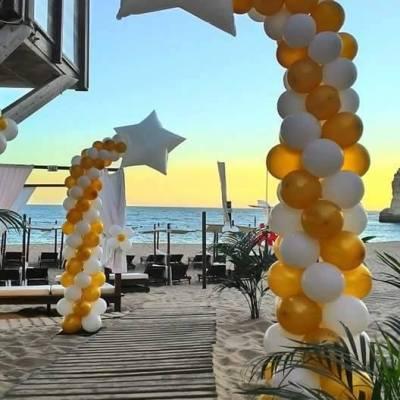 Decoração de Festas de Praia | Oficina de Sonhos - Animação e Decoração de Eventos Algarve